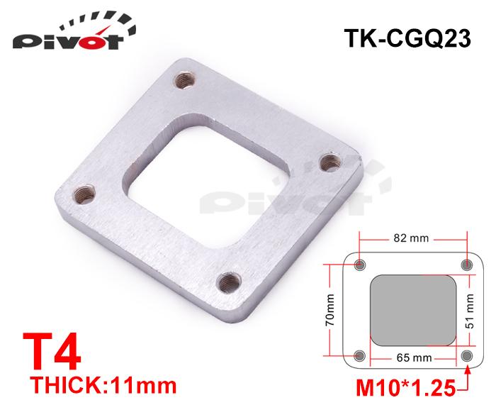 T4 Turbo Manifold Inlet Weld Flange 11mm thick Mild Steel TK-CGQ23(China (Mainland))