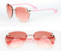 S726 fashionable dress sunglasses women brand designer 2014 ,US F.D.A UV400CE Polycarbonate lens sunglasses women vintage