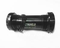 Truvelo Bicycle Hollow Tech ll MTB BSA Bottom Bracket Black 68/73mm for BB Shimano