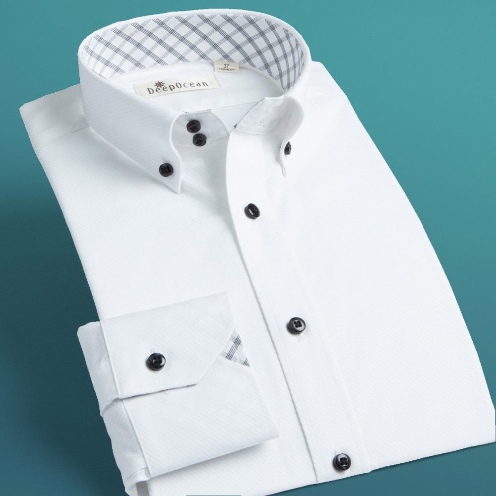 Pink White Collar Shirt