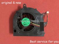 New Laptop CPU Cooling Fan  For TOSHIBA  A500 A505   CPU  FAN P/N: AB7005HX-SB3 DC5V 0.40A   3PINS