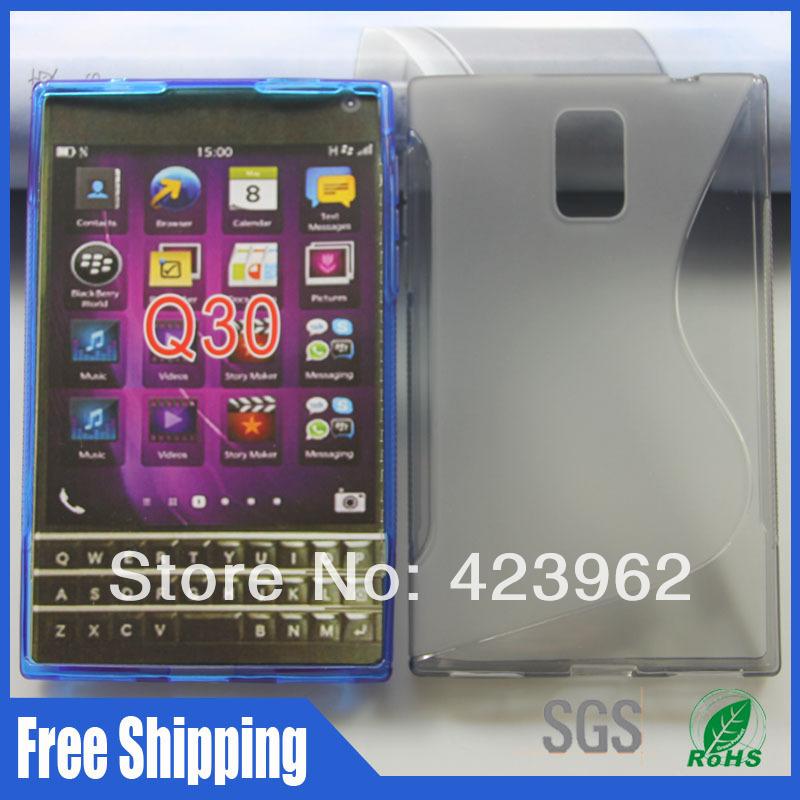 S design Q30 tpu skin,For BlackBerry Q30 Windermer phone skin free shipping(China (Mainland))