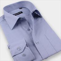 New Arrival Mens Dress Shirts Clothing Summer Cheap Man Classic Collar Long-sleeve Plus Size Formal Dress Shirts Business Shirts
