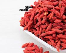 Top Grade Goji Berry 500g Organic Dried Wolfberry Ning Xia Small Goji Berries 1 1LB Chinese