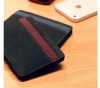 2014 Hot Selling Fashion magic money clip men wallet universal pocket wallets (WP268)
