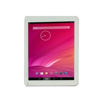 "M38 9. 7"" Android 4.2 Dual-Core Tablet PC w/ 1GB RAM / 8GB ROM / HDMI - White + Siver"