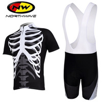 2014 NEW! northwave cycling jersey nuevo bicicleta Mangas Cortas Ciclismo Maillot camisa  Silicon gel pad