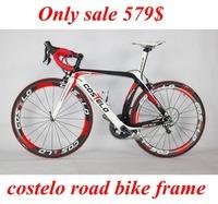 colsote  carbon frame new painting toray carbon road bike frame 1k bb30 bike oem carbon frameset can fit for di2 groupset