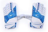 New 2014Child teenage football goalkeeper gloves lungmoon gloves vd0691