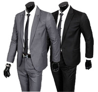 2014 fashionable man high-end business Blazers suits/Men's high-grade suit +Trousers for /Men dress suit