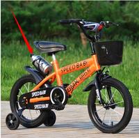 2014 kids bike stroller folding bike baby bicycle 12141618