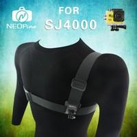 Camouflage Shoulder Belt Strap Mount Harness Adapter for Sj4000 HD Camera