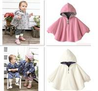 Combi Reversible Mantles Boys Girls Blouses Outerwear Retail Drop ShipWinter Baby Clothes Hoodies Coat  -XC112C