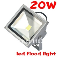 Free Shipping Factory Wholesale High Power 2000LM 3Years Warranty 20W LED Flood Light 20W LED Projection Lamp 20W LED Floodlight