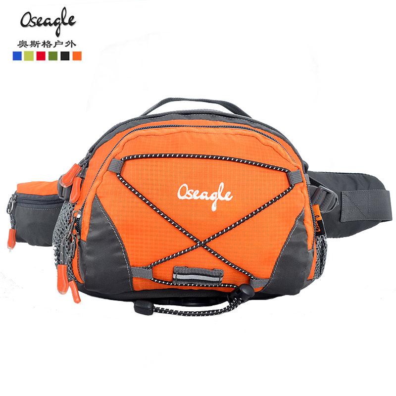 0utdoor Ride Sport Large Capacity Multifunctional Waterproof Shoulder Waist Pack Men's Travel Bags Military Equipment Free Ship(China (Mainland))