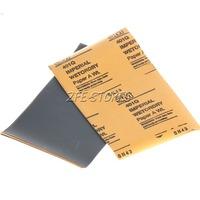 10Pcs 3M 2000# Imperial Abrasives Wet and Dry Sanding Sheet/Sanding Pad