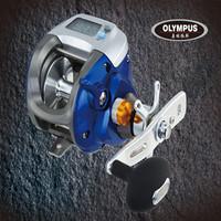 Olympus sea king k1a10 ship fishing reel digital wheel electric wheel fish reel Round fishing