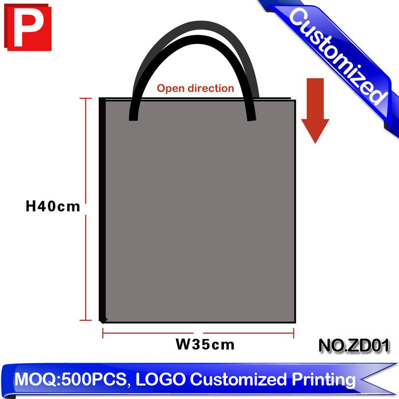 PIPAPA ZD01 Silk Print Non Woven Bag Price Customized Design ...