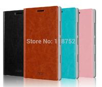 Top quality ! Mofi Brand Flip leather case for Nokia Lumia 930  4 colors  1pcs/lot