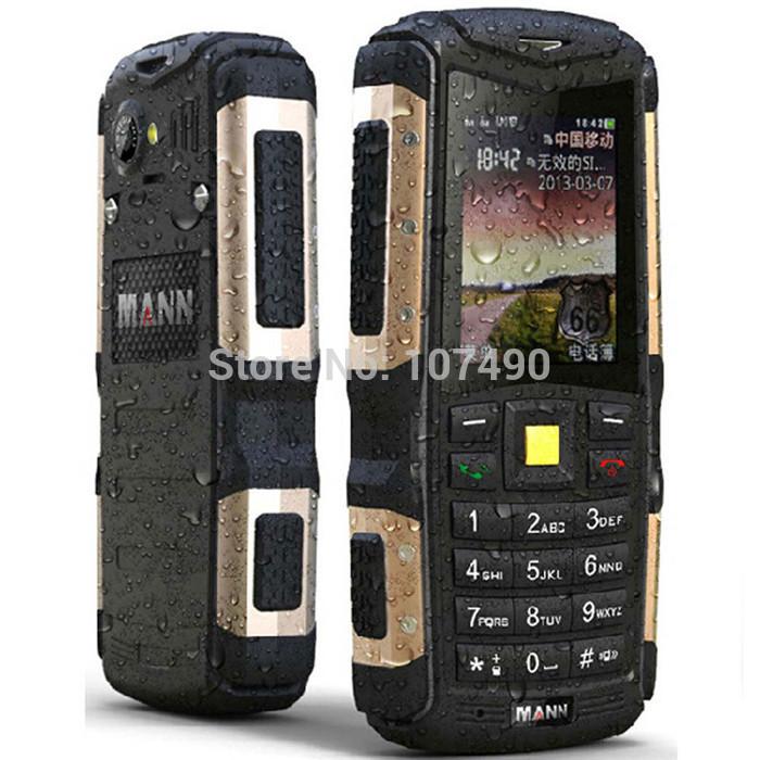 Original Mann ZUG S ip67 Mobile phone 2.0 inch Waterproof Dustproof Shockproof Rugged Outdoor Old Man Russian PK Mann ZUG 3(China (Mainland))