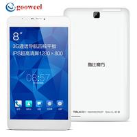 Cube Talk 8 U27gt 3G quad core Tablet PC 8 inch IPS 1280x800 Phone Call MTK8382 1.3GHz Android 4.4 1GB RAM 8GB WCDMA Bluetooth