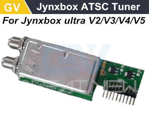 2PCS/LOT JYNXBOX JB ATSC Tuner for jynxbox ultra hd v2 v3 ATSC tuner best work for jynxbox ultra hd v4 v5(China (Mainland))