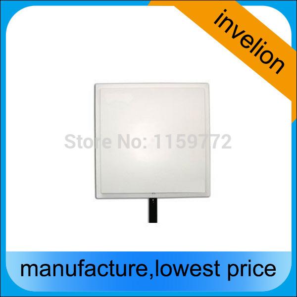 15m long range passive rfid tag reader uhf epc gen2 / linear polarization 12dbi high gain rfid antenna reader RS232 Wiegand26/34(China (Mainland))