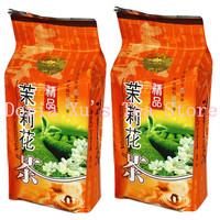 2014 spring Organic Jasmine tea 250g Freshest Organic Food Green Tea flower teas Health Care Weight Loss Free Shipping