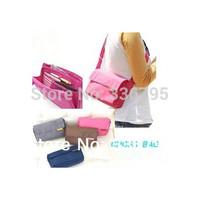 Free Shipping multifunctional waterproof travel bag messenger document package multi-pocket shoulder bag
