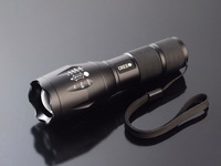 Discount LED Torch Light Zoomable E17 Cree XM-L T6 LED 2000 Lumens LED Flashlight Portable Lighting for 1x18650 or 3xAAA