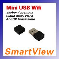 1pc Mini 150M USB WiFi Wireless Network Card 802.11 n/g/b LAN Adapter best for 3601 Skybox openbox cloud ibox vu x free shipping