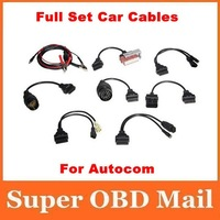 2014 New arrival Factory New full set 8 cables tcs cdp car cables CDP car cables best price and best quality