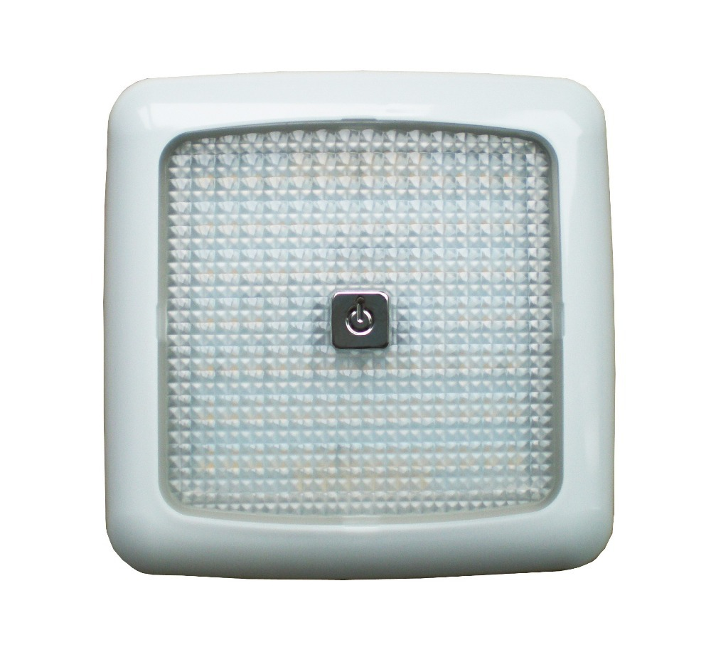 Caravan Interior Wall Lights : Low Profile Surface Mount 6