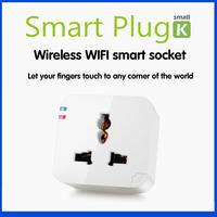 2pcs/set ( for EU/AU/UK/US) Wifi smart plug for Iphone Ipad Android Smartphone plug Wireless Switch Smart smart plug wifi socket