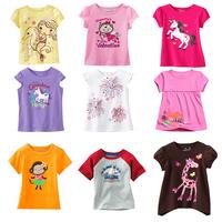 2014 NEW Summer Kids Tops short Sleeves T shirt Children Boys brand striped shirt top Kids t shirt /Children's T-Shirts