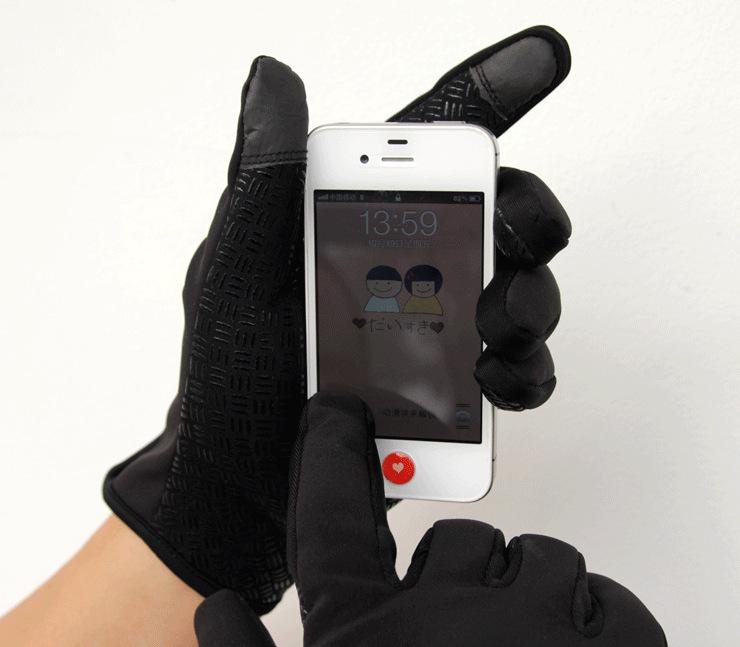 Free shipping winter sport windstopper waterproof ski gloves black -30 warm riding glove Motorcycle gloves(China (Mainland))