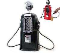 2L red / black Double sub wine gas station beverage machine water dispenser wine beer machine beer pump drop shipping