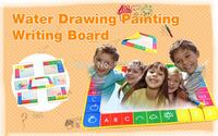 1pcs Water Drawing Painting Writing Board Mat Magic Pen Kids Children Toys Xmas Gift