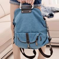fashion messenger bag multifunctional preppy style women's shoulder bag