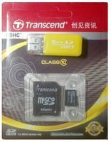 Transcend micro sd card 32gb class 10 memory card TF card 16GB 64GB microSDHC for Digital Camera Pad Smart Phone