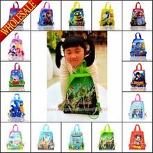 wholesale canvas school bag