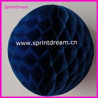 Wholesale - Free shipping 10pcs 8''(20cm) Tissue Paper Flower ball/ Honeycomb Lantern Wedding Party festival deco