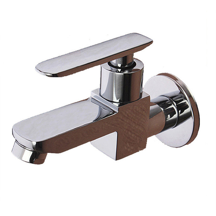 1-2-Single-Hole-Cold-Square-Wall-Mounted-Basin-Faucet ...