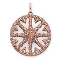 Wholesale women gift 4 color ts new pendnat Wheel of Karma  ,hot sale necklace pendant ts0696 silver palt 1pcs A LOT