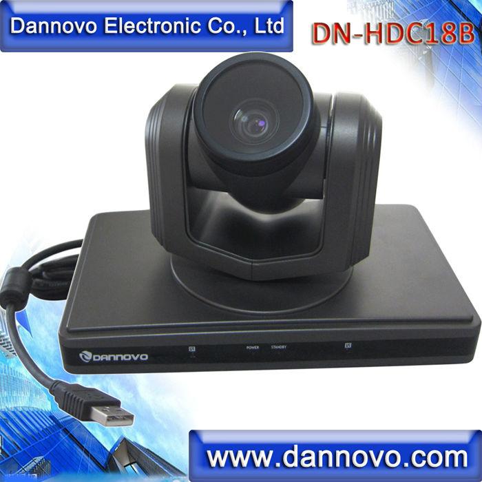 DANNOVO HD 1080P USB Video Conference Camera,SONY 3x Optical X 12x Digital Zoom,USB 3.0 Interface,Plug and Play,Free Drive(China (Mainland))