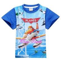 2-7Y PLANES PIXAR CHILDREN CLOTHING/T-SHIRT - VPT05-6006B