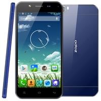 "Original ZOPO ZP1000 MTK6592 Octa Core Ultra Thin 7.2MM Mobile Phone Android 4.2 5"" IPS HD 1GB / 16GB 14MP Camera OTG 3G WCDMA"