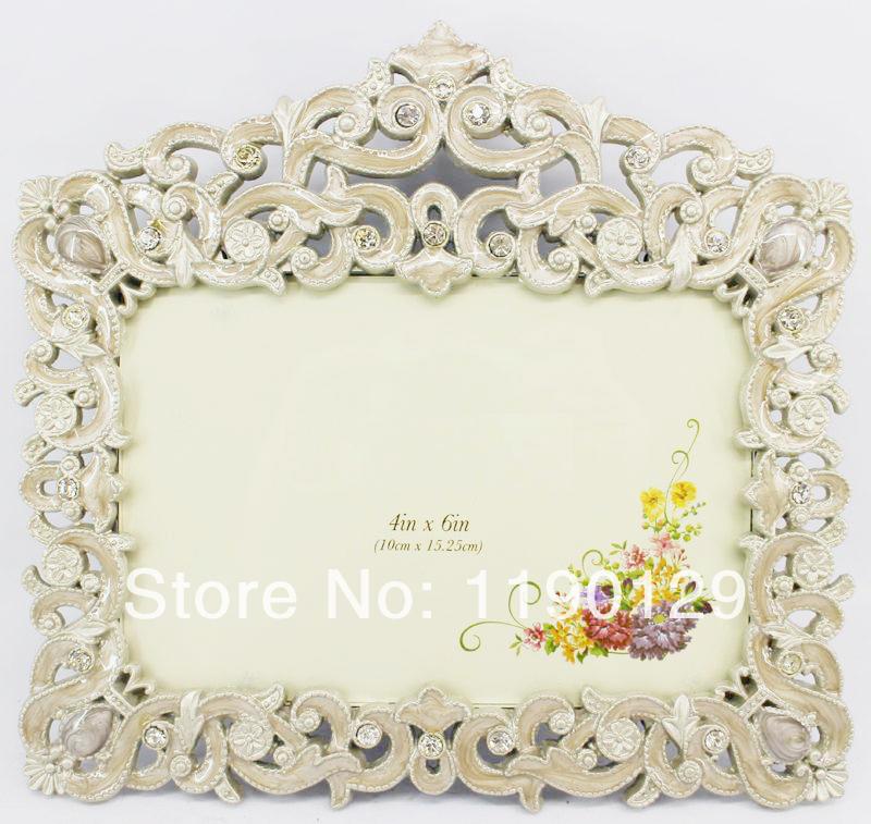 Online get cheap photo frames 4x6 - Vintage picture frames cheap ...