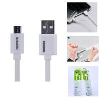 Original REMAX Freelander 1.0m High-Speed Data & Charging Micro USB Cable for SAMSUNG MOTO BlackBerry HTC LG NOKIA