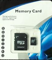 Brand NEW 32GB 16GB 8GB 4GB 2GB Micro SD CARD ADAPTER MicroSD Class 4 TF Flash Memory SDHC